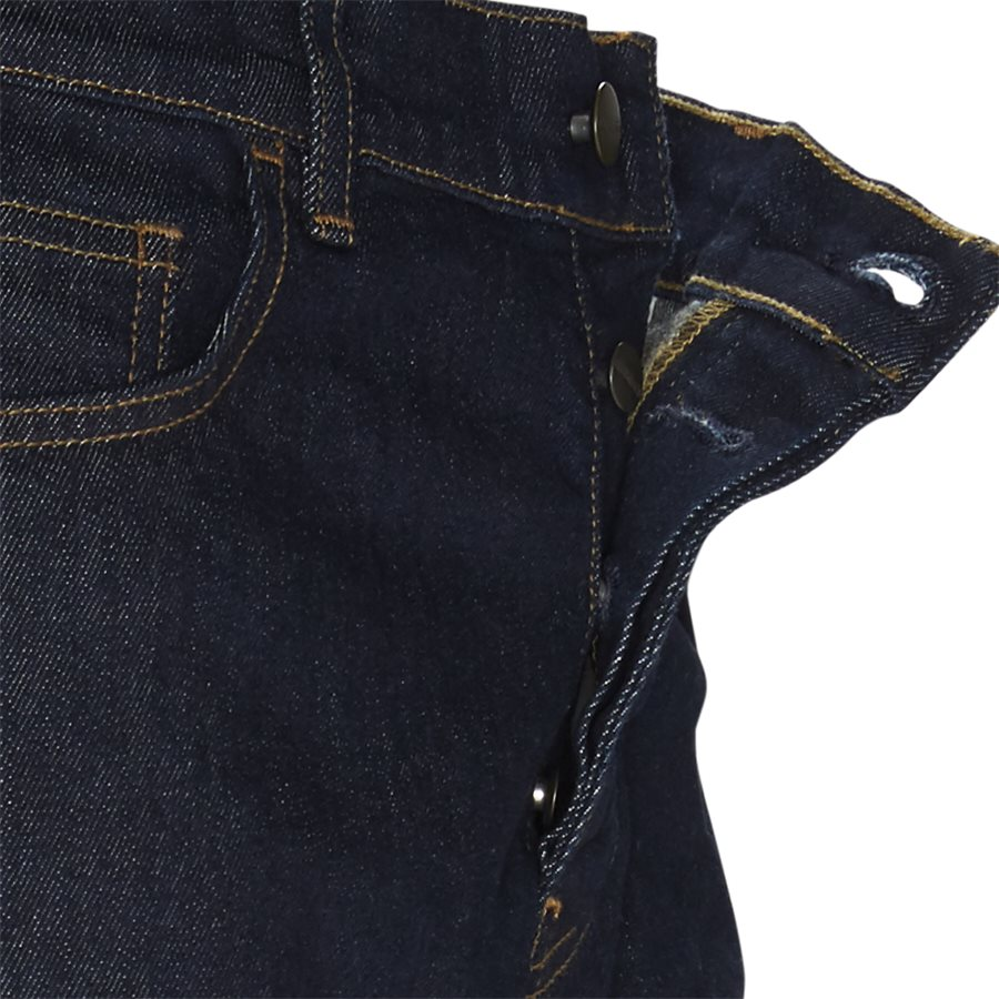 COAST PANT I024906 - Coast Pant - Jeans - Tapered fit - BLUE RINSED - 4